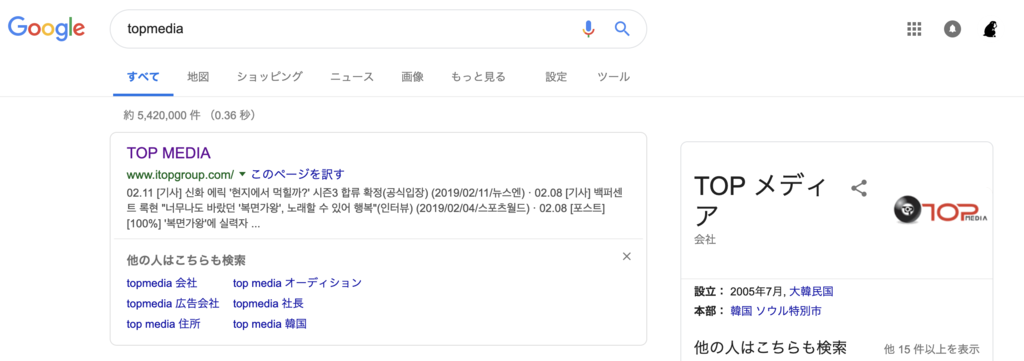 topmediaの鈴木幸子さんから記事掲載依頼のメールが届きました