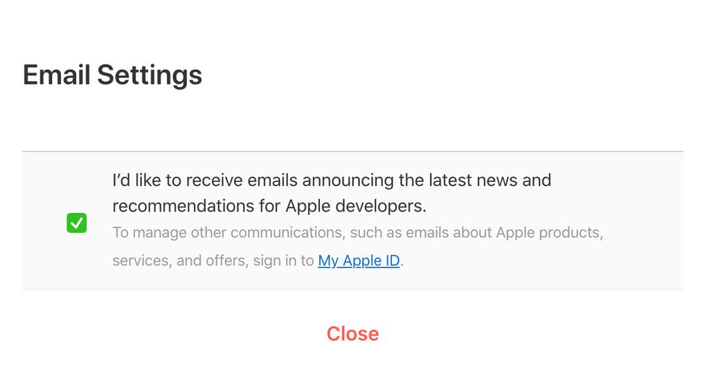 Apple Developerアカウントに2ファクタ認証(2要素認証)を導入しようとしたけど、2月26日まで設定できないらしい