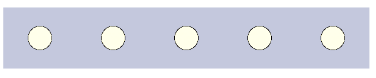 【Unity】ボタンやゲームオブジェクトを中央寄せで均等に配置する方法