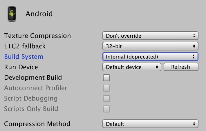 【Unity】Androidプラグイン作成時にClassNotFoundExceptionが発生した場合の対処法