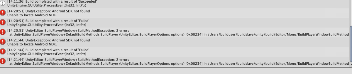 【Unity】Android版の64bit対応でやるべきこと