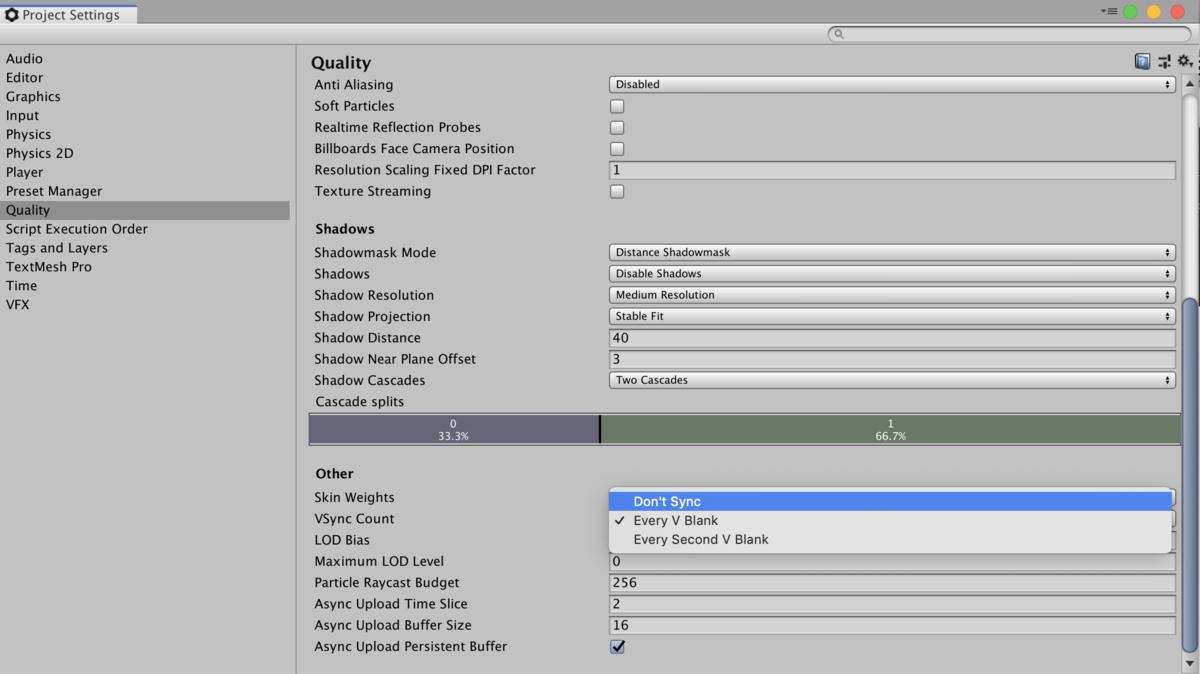 【Unity】アプリのFPSを確認する・FPS設定を変更する方法