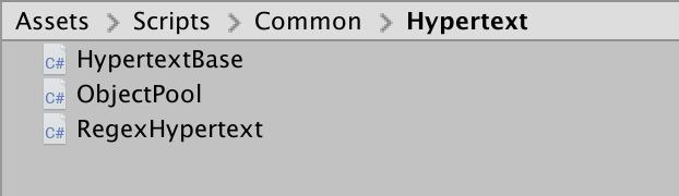 【Unity】テキストにURLリンクを実装する方法