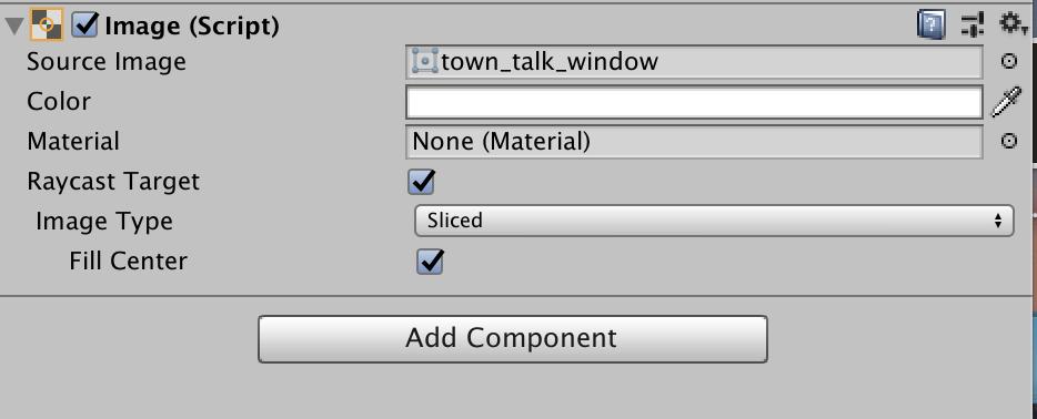 2.Unity Sprite Boarderを設定