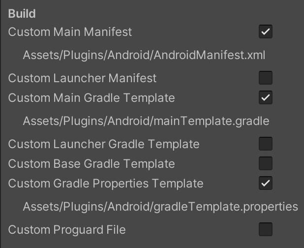 【Unity】Android SDK絡みでエラーが出てビルドできない場合の対処法に関するメモ