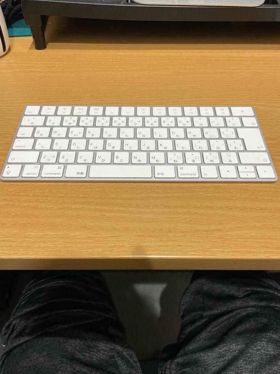 【Mac】キーボードの特定のキーが急に入力できなくなった場合にチェックすべきこと