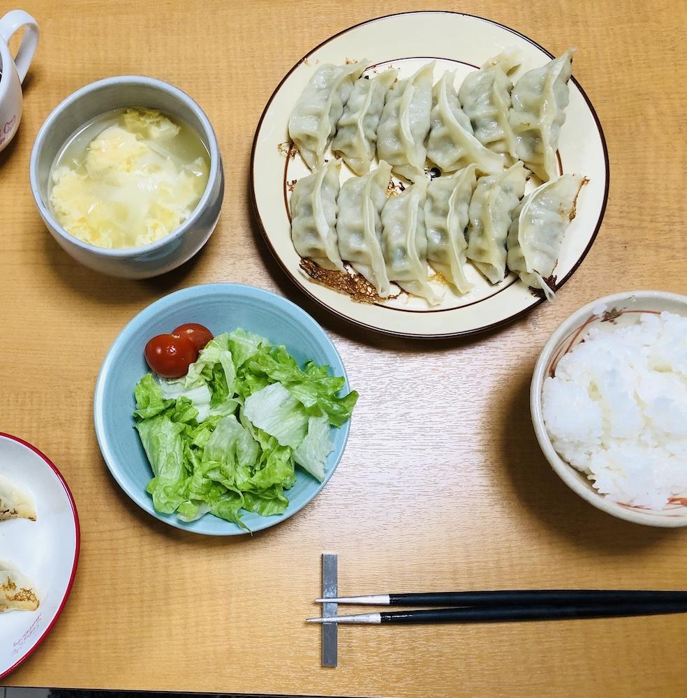 クチポール ゴア 箸 餃子