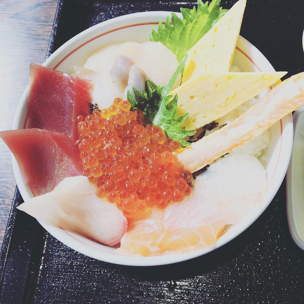柿崎商店海鮮丼