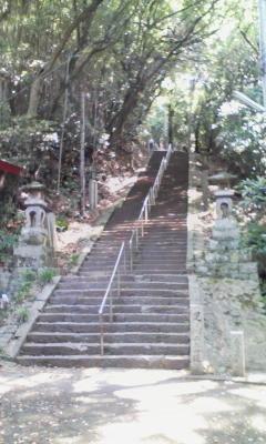 切幡寺 333階段