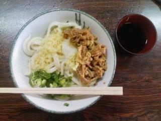 2010/1/11 源 肉ぶっかけ温