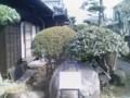2010/3/14 陽だまり 内庭