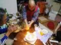 20100424 誕生日ケーキカット 其の弐