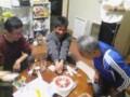 20100424 誕生日ケーキカット 其の参
