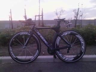 20100513夕方練 東町埋立コース