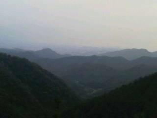 20100701 夕練(切山HC) 風景