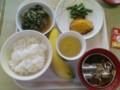 20100728 昼食
