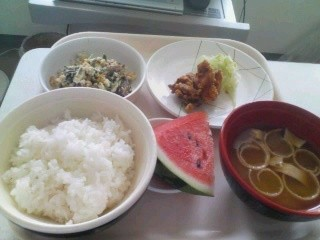 20100802 昼食