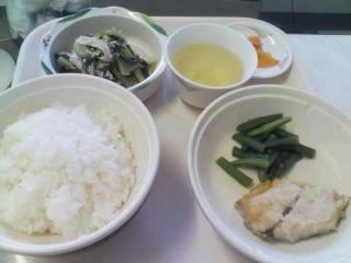 20100802 夕食
