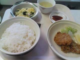20100803 夕食