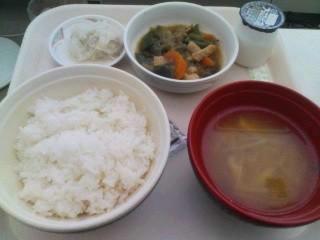 20100804 朝食