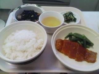 20100805 夕食