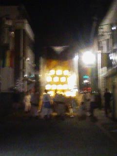 20101013 夜太鼓
