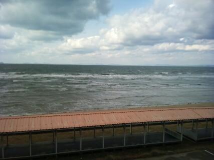 20101226 仁尾の海