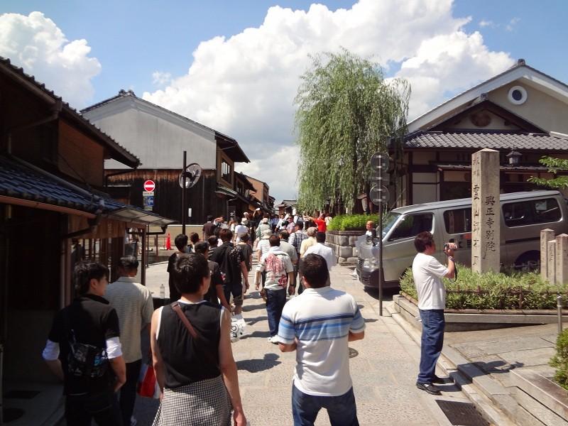 20110626 京都旅行 二年坂・三年坂