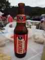 20110730 TECATE(メキシコ産ビール)