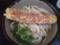 20110924 池上製麺所 冷かけ小+ちくわ天