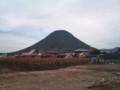 20111002 昼練:丸亀往復 讃岐富士