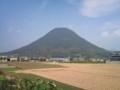 20111010 昼練:讃岐うどんライド 讃岐富士