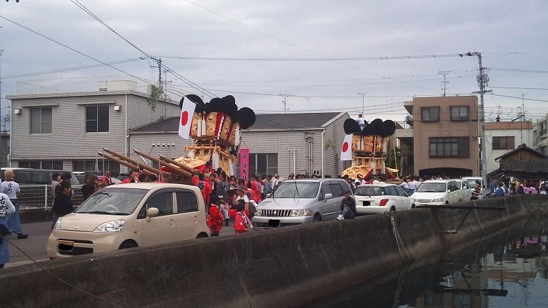 20101015 昼練:LSD 秋祭り