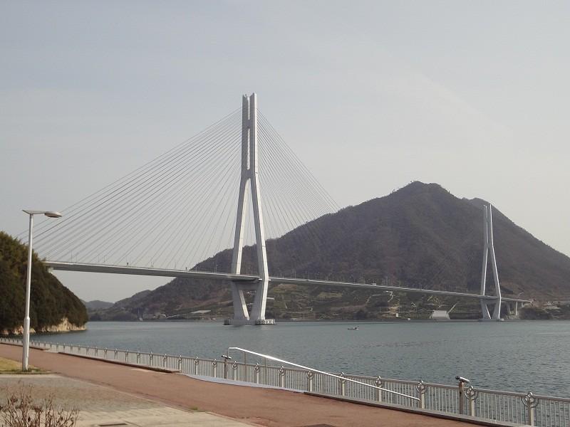 20120320 チーム練:弓削島往復 多々良しまなみ公園にて