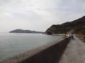 20120320 チーム練:弓削島往復