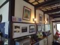 20120320 チーム練:弓削島往復 島でcafe 店内