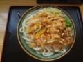 0407 昼練(L3-4):虎龍 温かけ大+野菜天