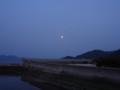20120505 因島プチ合宿 宿前にて