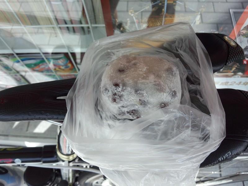 20121008 Dヤマザキ 豆大福