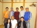 20121013 焼き鳥会 in 世渡