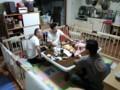 20121013 焼き鳥会 2次会