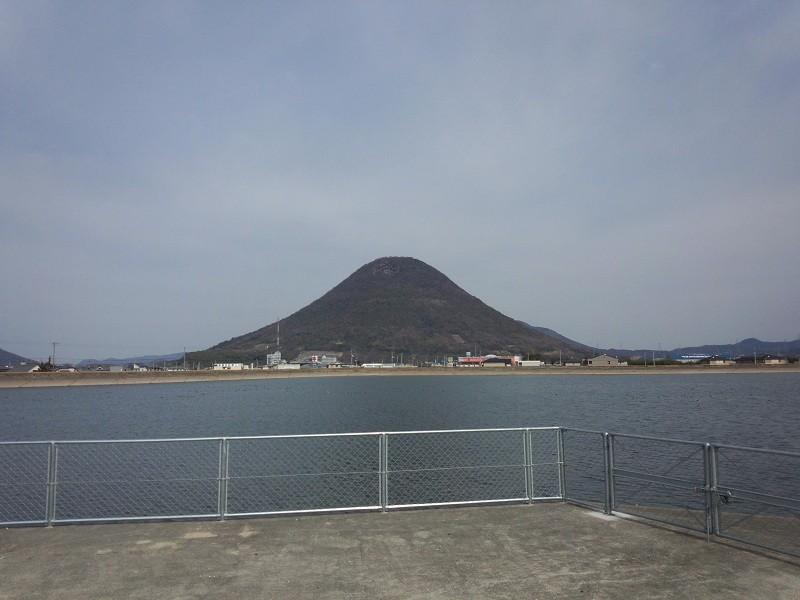 20130217 讃岐富士
