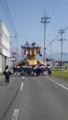 20130413 お祭り…!?