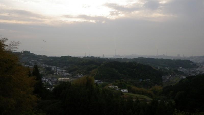 20130509 夕練:川之江周辺