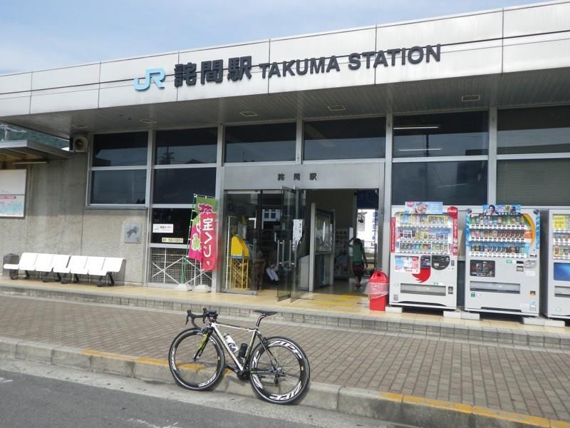 20130809 昼練:詫間駅
