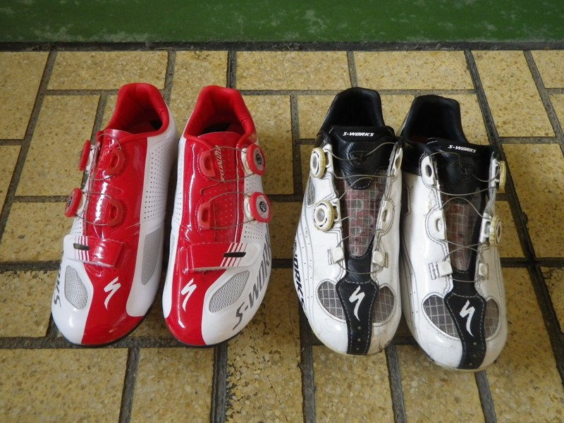 20130809 S-Works Shoes