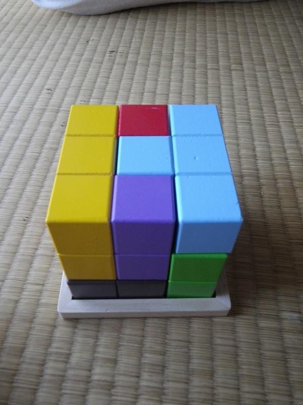 20130810 第2回 今治焼き鳥会 パズル