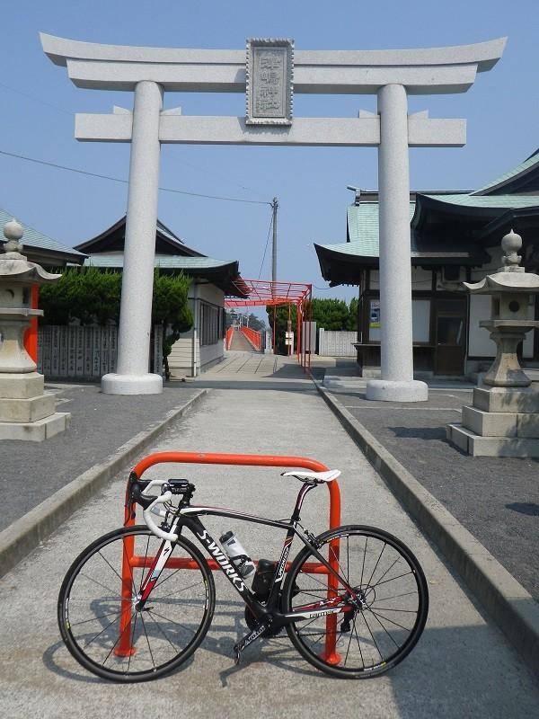 20130814 昼練:津島神社