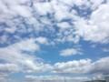 20130926 昼休みの空…
