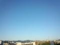 20130927 夕方の空…